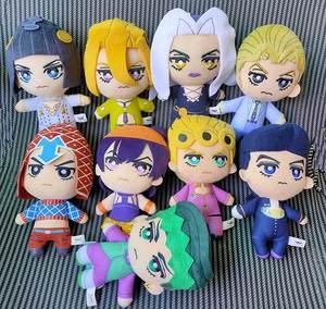 Doll Plush-Toy Jojos-Bizarre-Adventure Stuffed Buccellati JAPAN Golden-Wind Fugo Narancia
