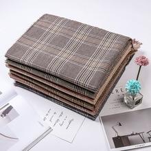 2019 women Check scarves fashion England style pashmina cashmere scarf warm-keeping Tartan Wrap Oversized Shawl