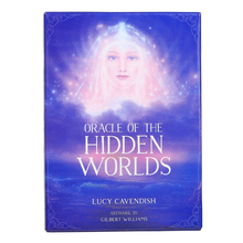 Card-Board Deck-Games Oracle-Cards Tarot Hidden for Worlds