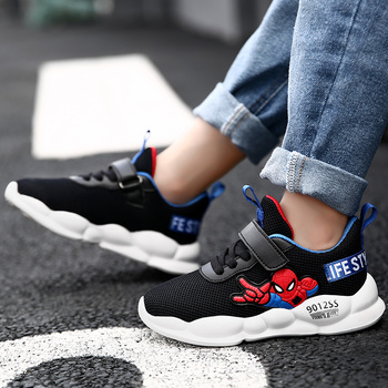 2020 New Kids Sneakers Lightweight Kids Shoes Children Boys Girls Sneakers Toddler Casual Sport Running Shoes eight km boys and girls toddler kids lightweight breathable woven fabric velcro sneakers school shoes sparkling children sneaker