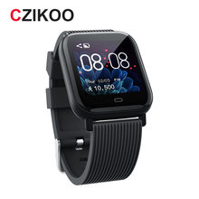 Smartwatch Bracelet Wearable Device Bluetooth Pedometer Heart Rate Monitor Color Display Smart Watch For Android/IOS(China)