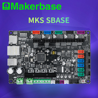 Nuevo Tablero de control Makerbase MKS SBASE V1.3 32bit compatible con marlin2.0 y smoothieware firmware compatible con pantalla TFT MKS y LCD