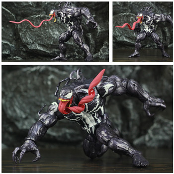 Venom Action Figure Amazing Spiderman 8inch 3