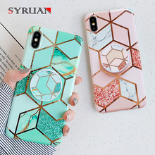 Holder Stand Case For Samsung Galaxy A50 Back Cover on For