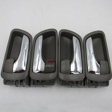 Dla 2002 2003 2004 2005 Toyota Camry 2 4 ACV30 drzwi Shake Handshandle szary specjalny klamka do drzwi wewnętrznych 1 sztuk tanie tanio gouhuo CN (pochodzenie) 6inch 2002-2005 china 13 8inch plastic 0 1kg for Toyota Camry 2 4 ACV30