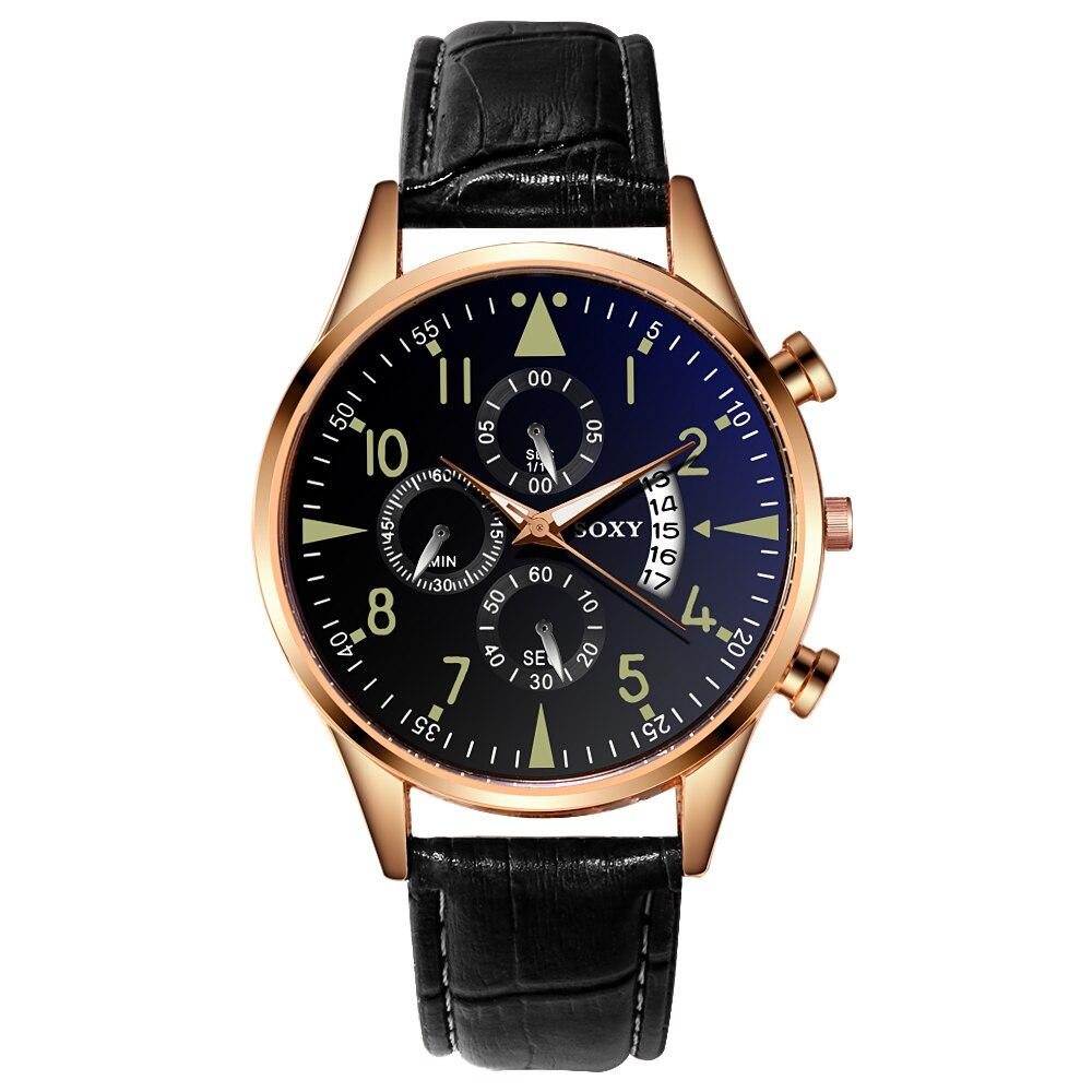 H52355a5b499046aab76d993fe036769df Men's Watch 2019 Top Brand Luxury Luminous Date Clock Sports Watches Men Quartz Casual Wrist Watch Men Clock Relogio Masculino