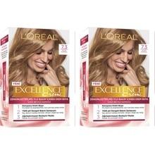 Loreal Paris Краска для волос 7,3 Auburn Dore x 2 шт.