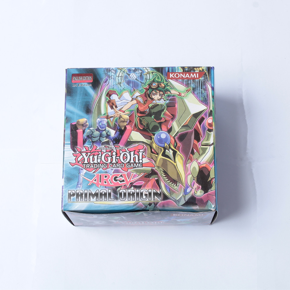 288 Pieces No Repeat Cartoon YU GI OH Play Card Card Collection Boys Duel Monsters Board Role-playing Games Paper Cards Fantasy