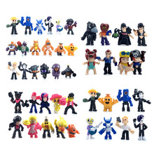 12pcs/brawl games cartoon star…