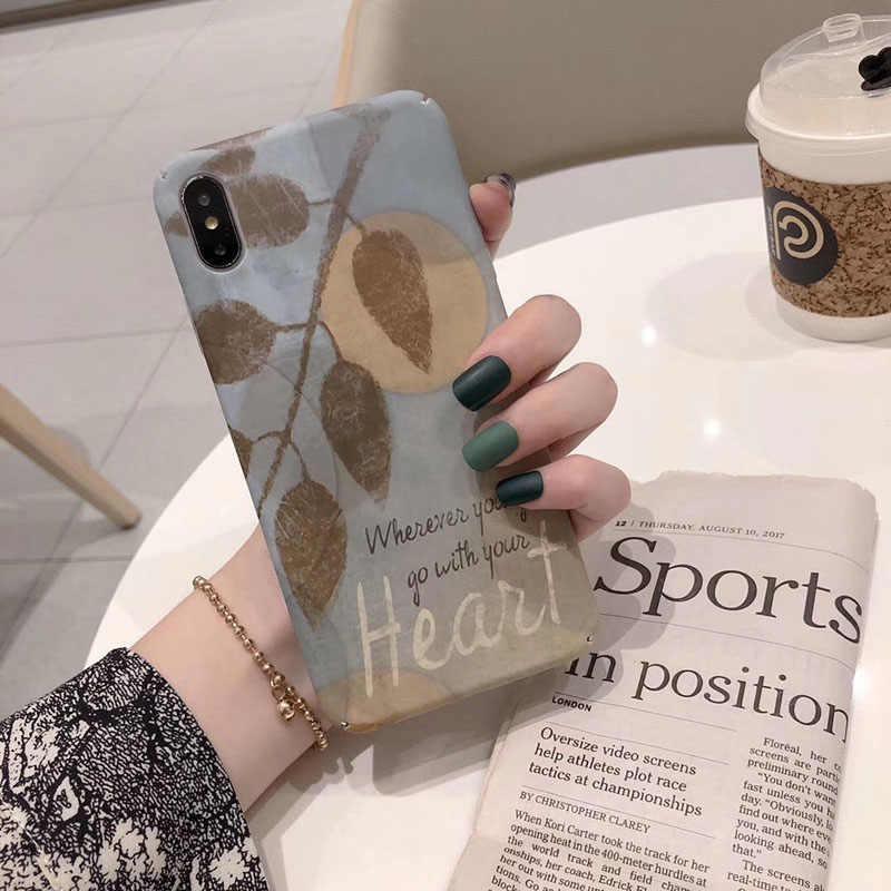 Para o iphone 6 6s 7 8 personalidade luxo silicone caixa do telefone para o iphone X XS XR MAX rabisco tudo -inclusive caso de telefone anti-queda