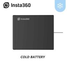 Аккумулятор для холодной погоды для Insta360 ONE X 1200mAh комплекты аккумуляторов ONE X Micro USB зарядное устройство Hug аккумулятор Insta 360