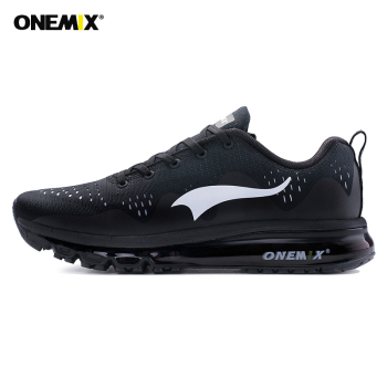 Onemix Running Shoes Men Sneakers Damping Air 95 Cushion Breathable Women Outdoor  Lace-up Walking Athhletic Tennis Shoes Max 46