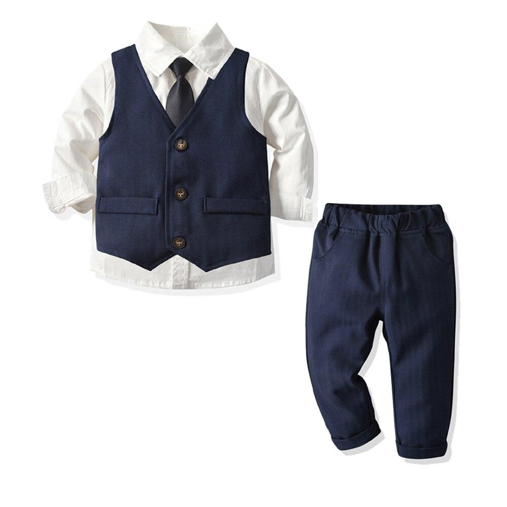 conjunto infantil de camisa calca 01