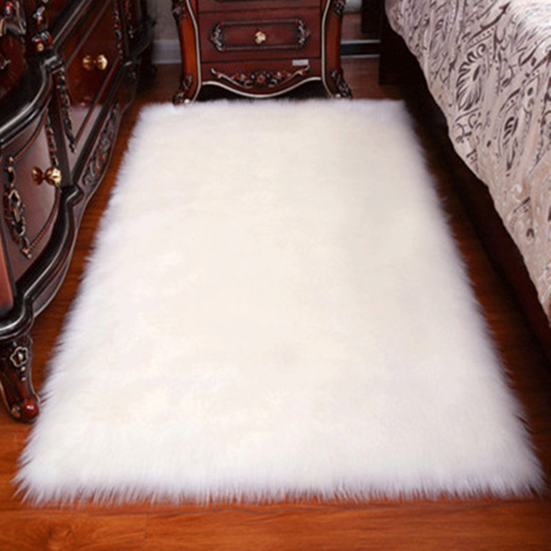 Super Soft Wool Carpet Indoor Floor Rug