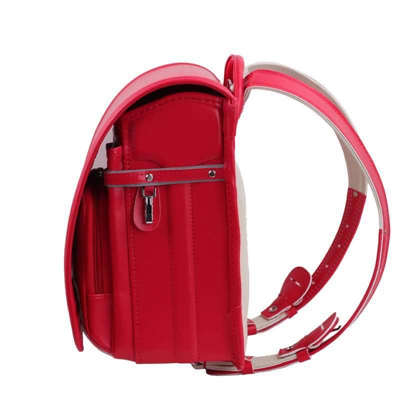 Plecak torby szkolne dla chłopca luksusowa marka dzieci plecak japoński styl dziewczyna Student torba na książki dla dzieci duży podstawowym tornister