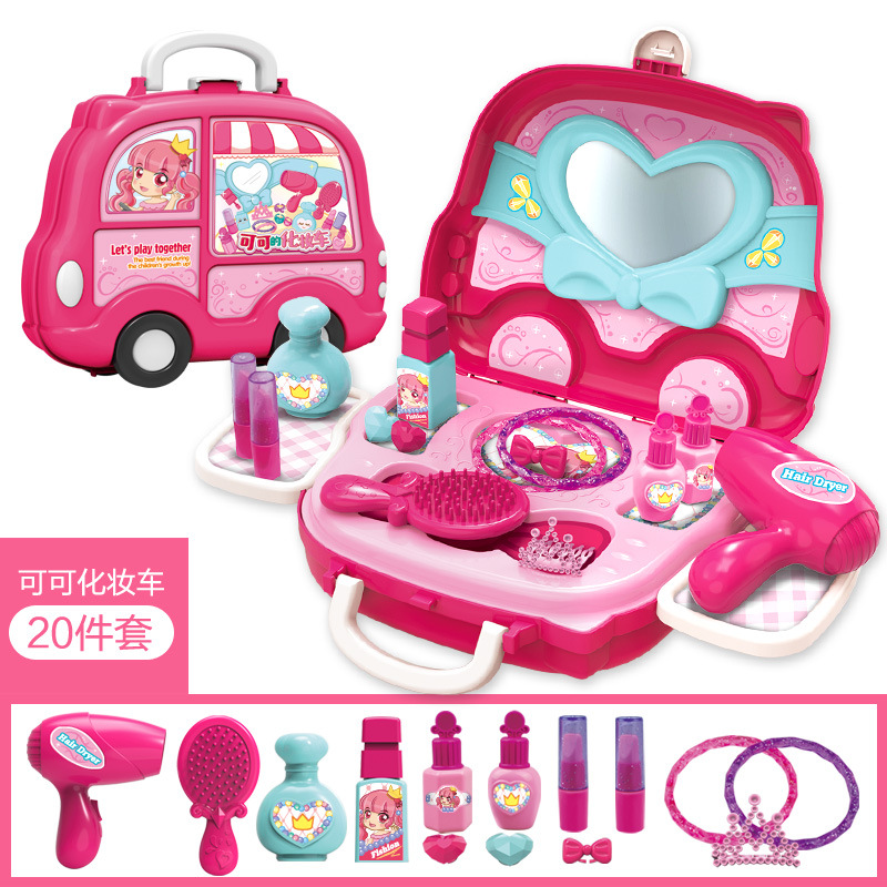 cosmeticos medicos juguetes menino menina educacional fingir 05