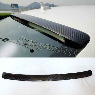 A4 B8 Carbon Fiber Rear Roof Spoiler Wing Lip For Audi 09 12 A Style Rear Roof Spoiler Spoiler Wingroof Spoiler Aliexpress