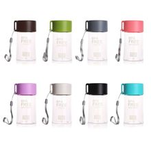 150Ml Plastic Water Bottle Mini Cute Water Bottle For Children Kids Portable Leakproof Small Water Bottle