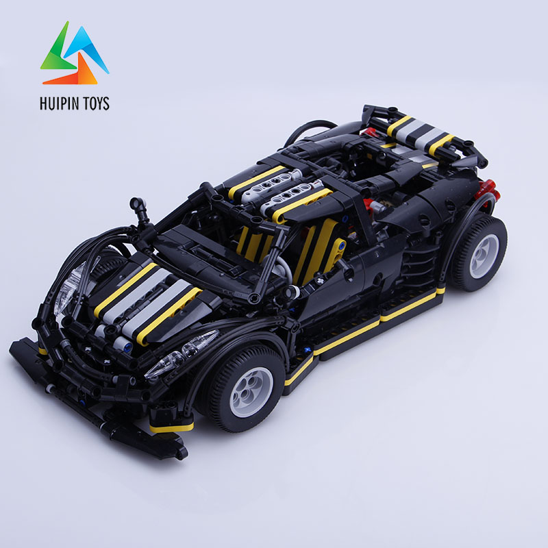 1177Pcs XINGBAO Building Blocks Toys 07002 легоe military Moc Balisong Small Super Car Bricks Model Best Gift For Children 4PX