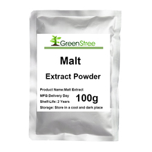 Barley Malt Extract Powder Nutritious Food Additives Natural Nutrients In Baking Raw Materials
