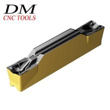 10 adet N123E2 0200 0002 TF 4225/N123G2 0300 0003 TF 4225/N123H2 0400 0004 TF 4225 çimentolu karbür CNC torna kesme bıçağı