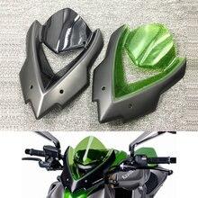 Z-1000 z 1000 viseira para-brisa de moto, viseira para-brisa para moto, defletor de vento para kawasaki z1000 2014 2015 2016 2017 2018