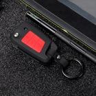 ABS+Silicone Car key...