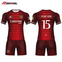 Футбольная форма с индивидуальным дизайном для клуба футбольные