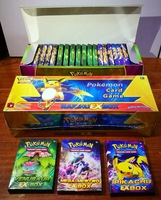 PokeMon English cards Toy card Confrontation Flash card 408pcs contains EX toys for children