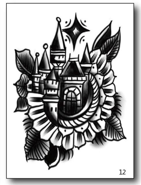 Tato Jam Pasir Sementara Tato Stiker Bunga Mawar Kecil Tato Tangan Tribal Desain Tubuh Seksi Seni Stiker Tato Di Tangan Wajah Sementara Tato Aliexpress