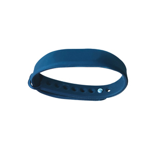 Image 4 - 調節可能なシリコーン防水 NFC リストバンドブレスレット Ntag213 タグ