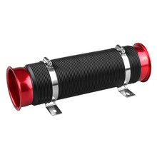 Universal 76mm 3in Flexible Air Intake Pipe Hose Tube Duct Expandable Cold Air Intake Kit DP003 quelle arizona 536271