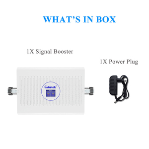 Image 5 - Lintratek 70dB 23dBm GSM 3G Cell Signal Booster UMTS 2100mhz GSM 900mhz Cellular Signal Repeater AGC/ALC Amplifier NEW Arrival @