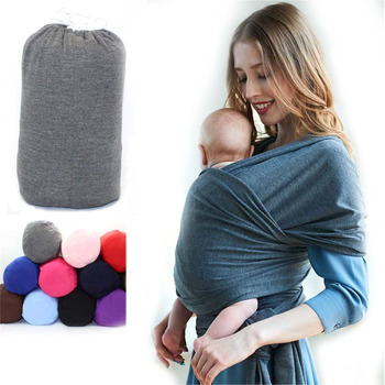Baby Sling Wrap Babyback Carrier Ergonomic Infant Strap Porta Wikkeldoek Echarpe De Portage Accessories for 0-18 Months Gear