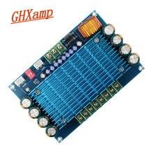 Ghxamp tda7850 4x50 w amplificador de alto falante do carro placa de áudio amplificador digital 4 canais 2 canal acc diy high end carro amp dc12v