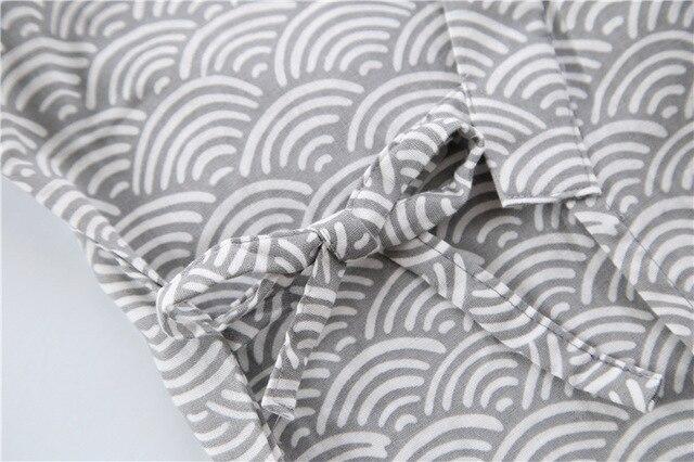 Халат мужской тонкий  в японском стиле пижама 6