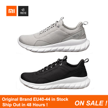 Xiaomi FREETIE Sports Shoes Lightweight Ventilate Elastic Knitting Breathable Refreshing City Running Sneaker For Man