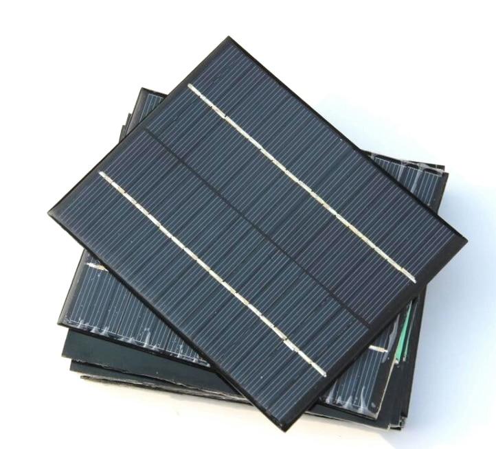 policristalino painel solar para 12v carregador de