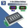 1S 2S 3S 4S 6S 7S 8S serisi lityum pil kapasitesi göstergesi modülü ekran elektrikli araç aküsü güç test cihazı ı ı ı ı ı ı ı ı ı ı ı ı ı ı ı ı ı ı ı ı li-po Li-ion