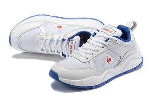 Image 2 - Мужские кроссовки Le Coq Sportif, Модные дышащие кроссовки для мужчин и женщин, размер 39 44, оригинал, 2020