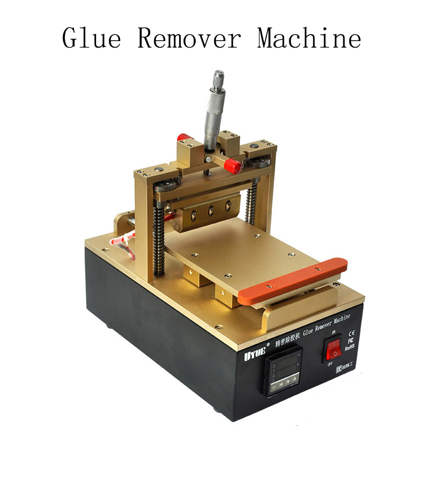 UYUE High Precision Remover Machine LCD Touch Screen Degumming Machine Remover Remove polarized light OCA glue and UV water glue|Power Tool Sets|   - AliExpress