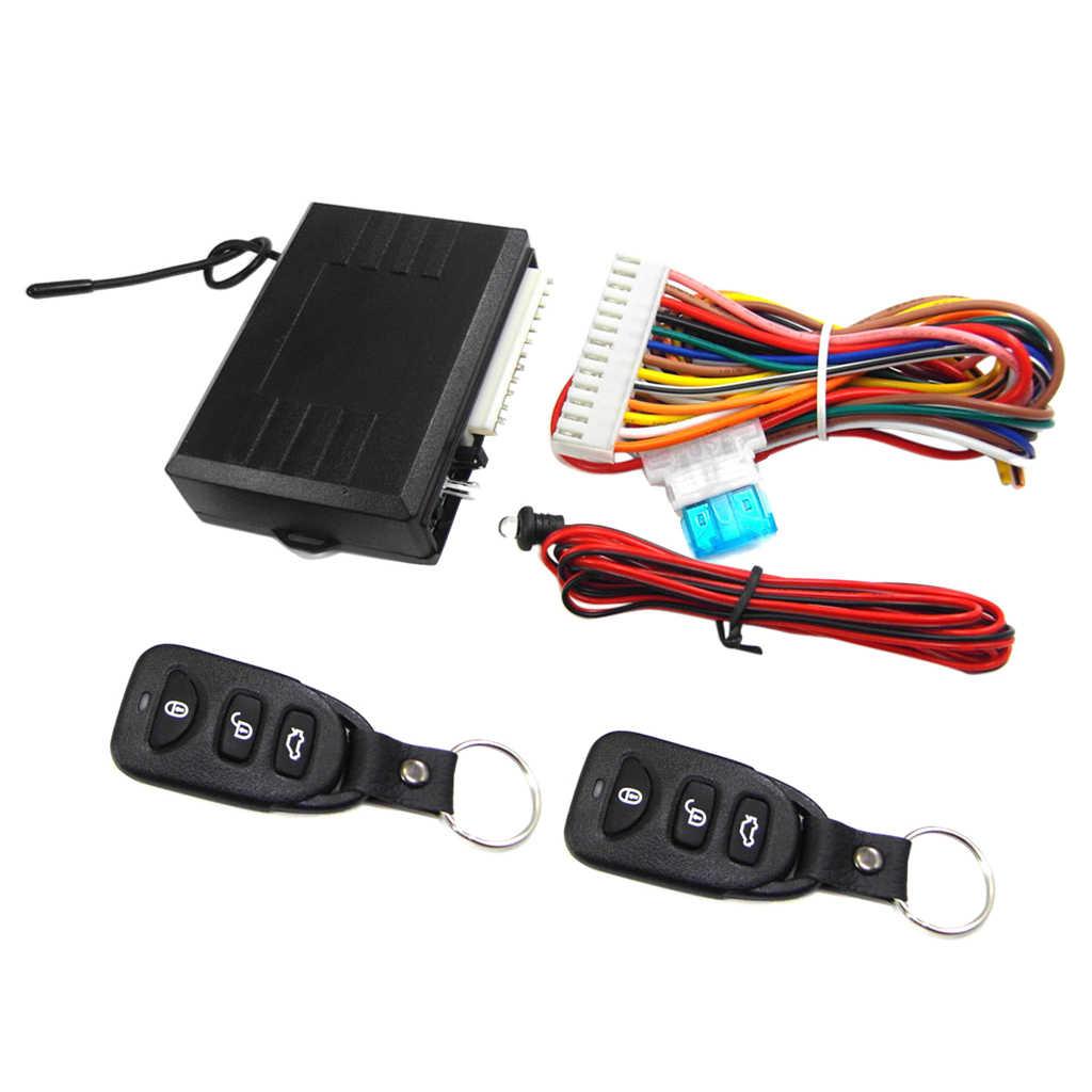 ユニバーサル車リモート制御警報システム盗難防止ドアロック