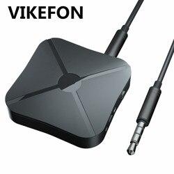 Bluetooth 5.0 4.2 Audio récepteur émetteur 2 en 1 RCA 3.5 3.5MM AUX Jack USB stéréo musique sans fil adaptateurs pour voiture TV PC MP3
