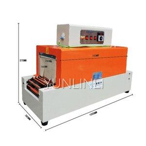 Maszyna pakująca zgrzewarka termokurczliwa automatyczna maszyna blistrowa chowana folia termokurczliwe pcw rękaw ciepła maszyna z tworzywa sztucznego