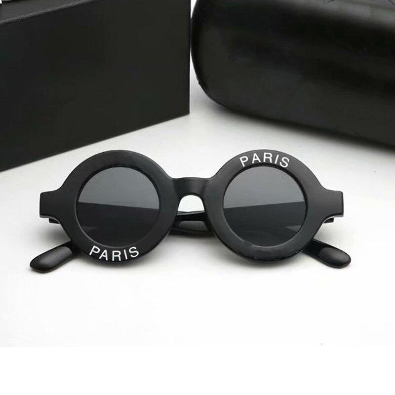 2020 Luxury Round Sunglasses Women Vintage Sun Glasses Retro Shades Oculos Feminino Lentes Gafas De Sol Gothic Sunglass UV400