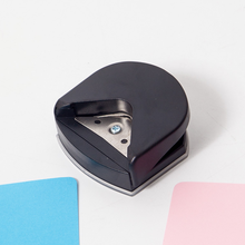 NEW Mini Portable Corner Rounder Punch Round Corner Lightweigh Trimmer Cutter 4mm for Card Photo stamps invitations