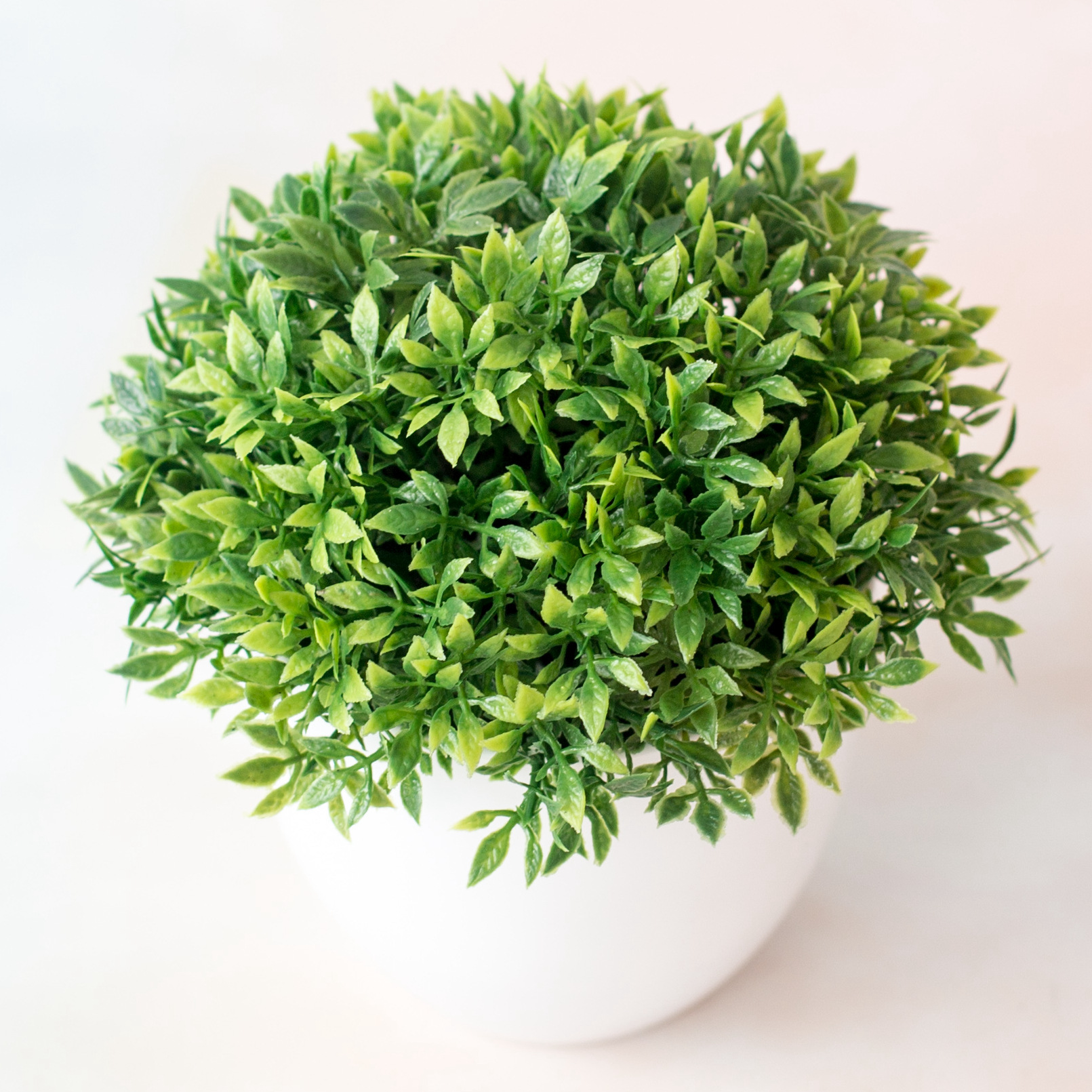 1pc Artificial Plants Green Bonsai Small Tree Pot Plants Fake Flower Potted Ornaments for Home Decoration Craft Plant Decorative 3