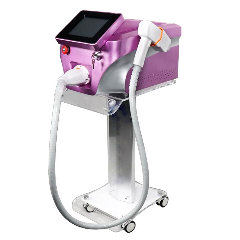 New 755nm 808nm 1064nm Diode Laser Hair Removal Machine 3