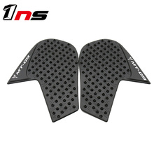 цена на Motorcycle Protector Anti slip Tank Pad Sticker Gas Knee Grip Traction Side 3M Decal For Yamaha MT-09 MT09 MT 09 2014 2015