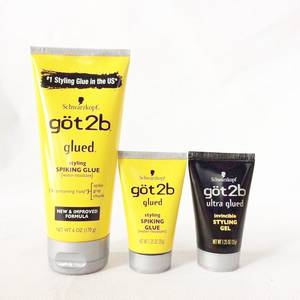Styling-Glue Glued Got To Be 2b 35g Invincible Water-Resistant 170g/1.25oz